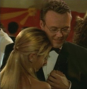 Buffy and Giles