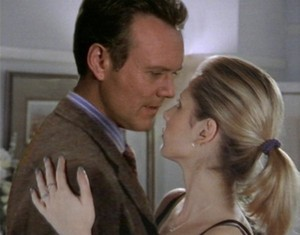 Buffy and Giles