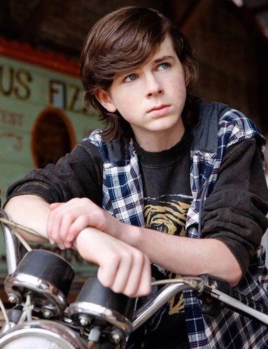 Chandler Riggs Hintergrund entitled CHANDLER!!!!!!!!!!!!!! ♥