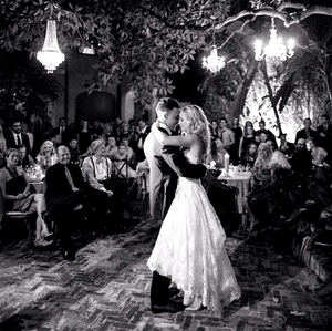 Candice Accola and Joe King wedding