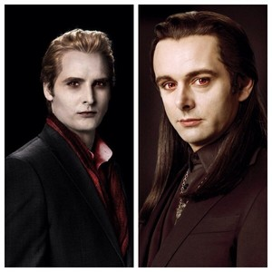 Carlisle and Aro