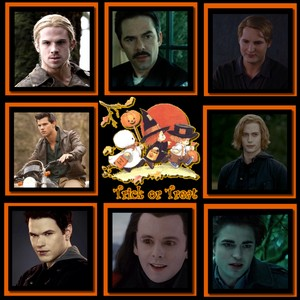 Carlisle and The Guys of Twilight