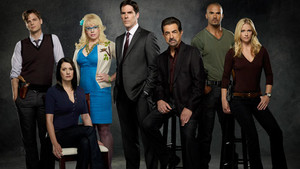 Cast of Criminal Minds