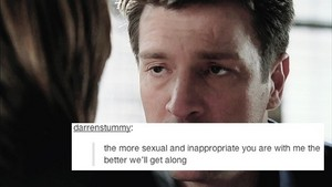 Castle | Tumblr Text Post