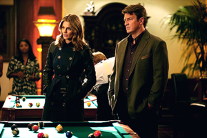 Castle and Beckett-Promo pic season 7