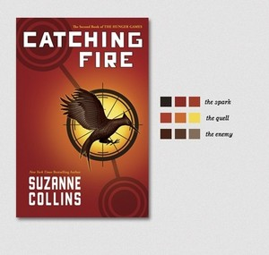 Catching Fire | Color Schemes