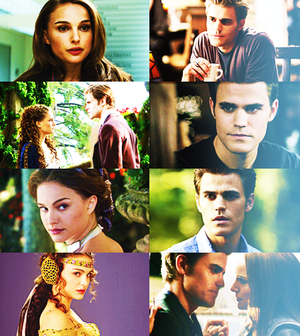Celine and Paul/Stefan (A Dustland Fairytale)