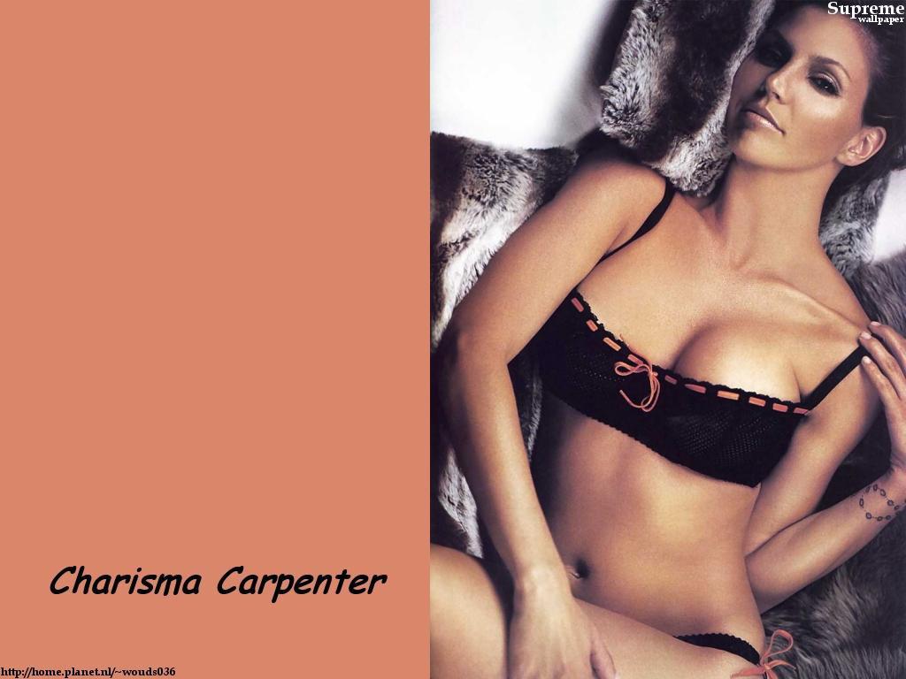 Are charisma carpenter bikini consider