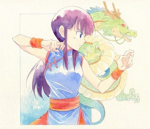 Chi Chi With Shenlong