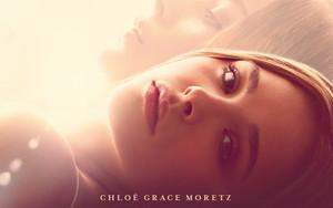 Chloe Moretz वॉलपेपर