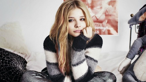 Chloe Moretz wallpaper entitled Chloe Moretz wallpaper