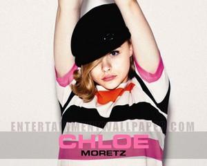 Chloe Moretz wallpaper