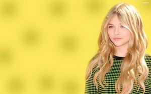 Chloe Moretz দেওয়ালপত্র