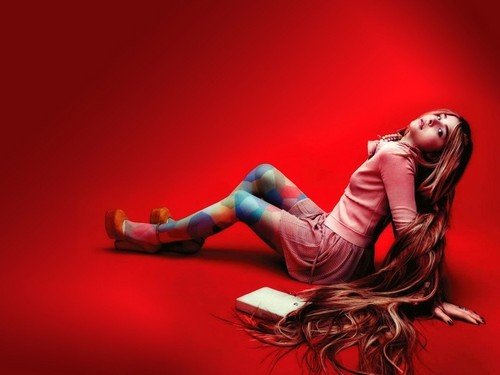 chloe moretz wallpaper probably with a hip boot and a leotard entitled Chloe Moretz wallpaper