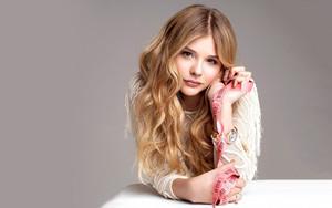 Chloe Moretz achtergrond