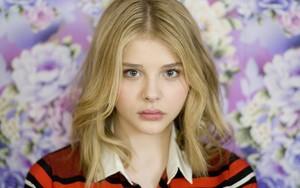 Chloe Moretz Обои