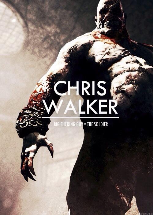 chris walker outlast - photo #21