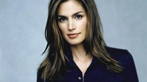 Physical Beauty wallpaper with a portrait entitled Cindy Crawford