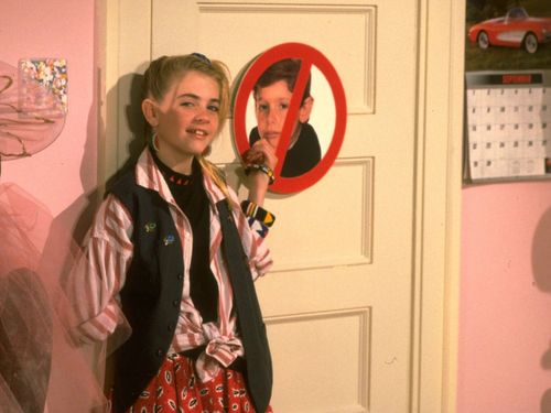 Old School Nickelodeon wallpaper entitled Clarissa Explains It All