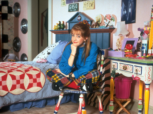 Old School Nickelodeon wallpaper called Clarissa Explains It All