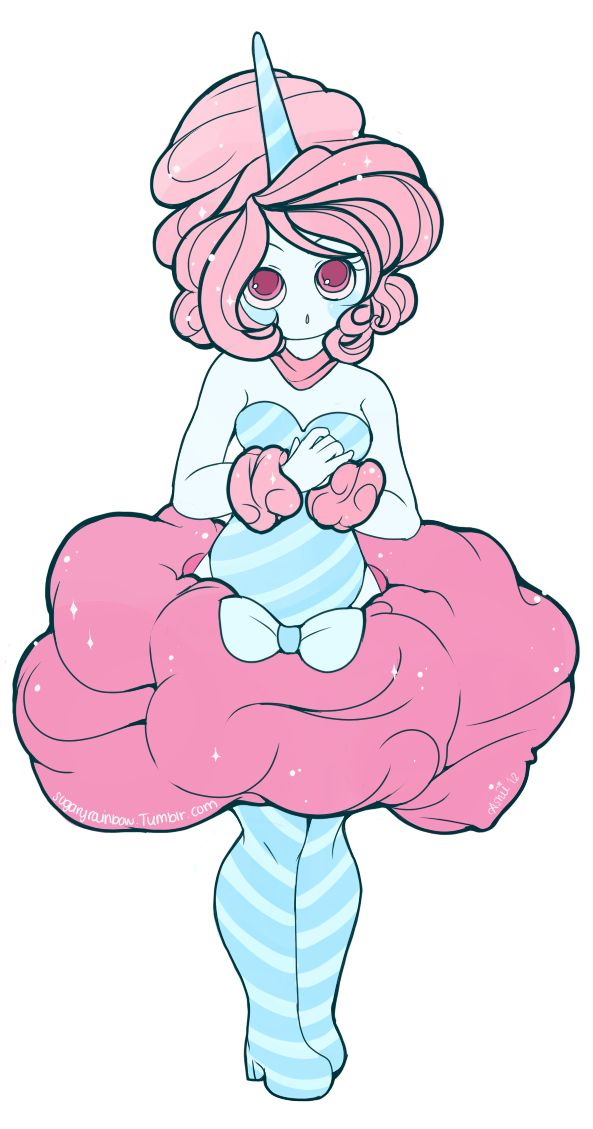 Cotton Candy Princess