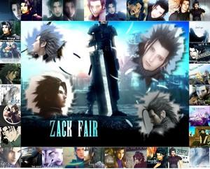Crisis Core Zack
