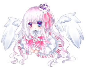 Cute Angel! :3