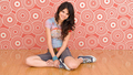 Cute selena - selena-gomez wallpaper