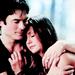 Damon, Elena, DE icons (6x01)