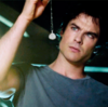 The Vampire Diaries TV ipakita litrato with a portrait called Damon Salvatore