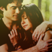 Damon & Elena 6x01 - damon-and-elena icon