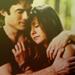 Damon & Elena 6x01 - damon-and-elena icon