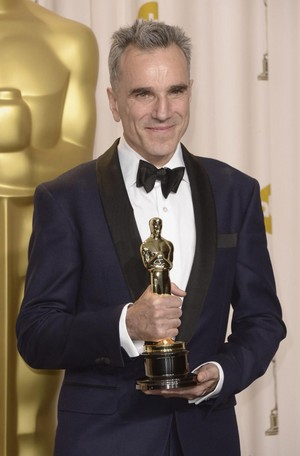 Daniel dia Lewis - Academy Awards 2013