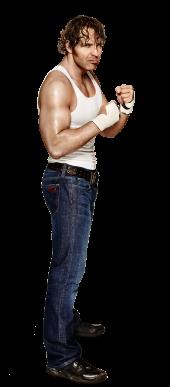 WWE 바탕화면 called Dean Ambrose