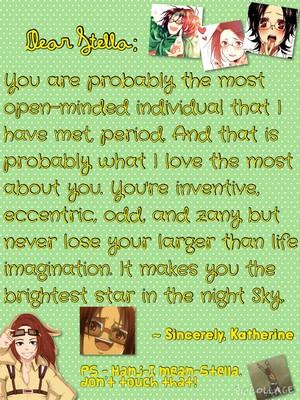Dear あなた ~ Eccentricity