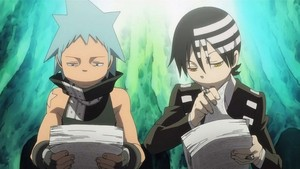 Death the Kid and BlackStar
