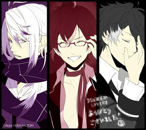 Diabolik Lovers ~ Dark Fate