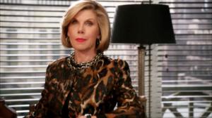 Diane Lockhart S06E02 Trust Issues