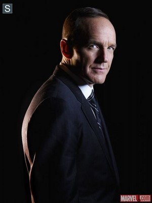 Director Phil Coulson - Cast Promo Pic