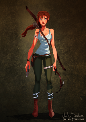 Disney Heroines Re-Imagined as Pop Culture icone