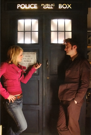 Doctor Who Series 2 - David and Billie