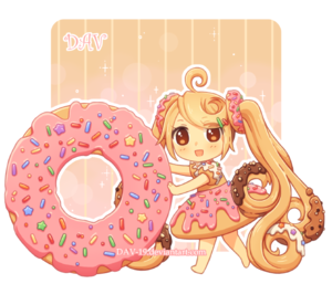 Donuts! :3