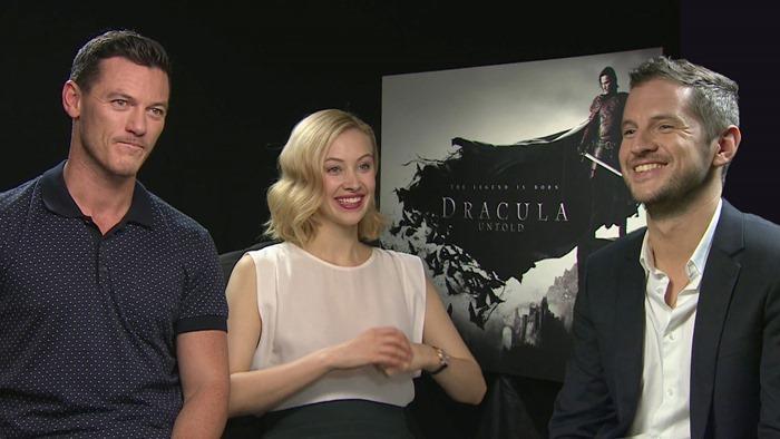 Dracula Untold Interview - Dracula Untold Photo (37662648) - Fanpop