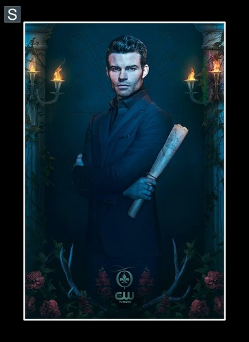 Elijah wallpaper possibly containing a business suit and a cleaver titled Elijah - Promotional Picture