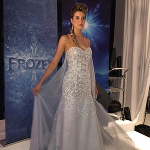 Elsa Dress par Alfred Angelo