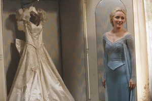 Elsa on Once Upon a Time
