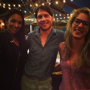 Emily and Candice