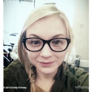 Emily's Instagram các bức ảnh