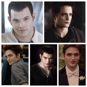 Emmett and Edward