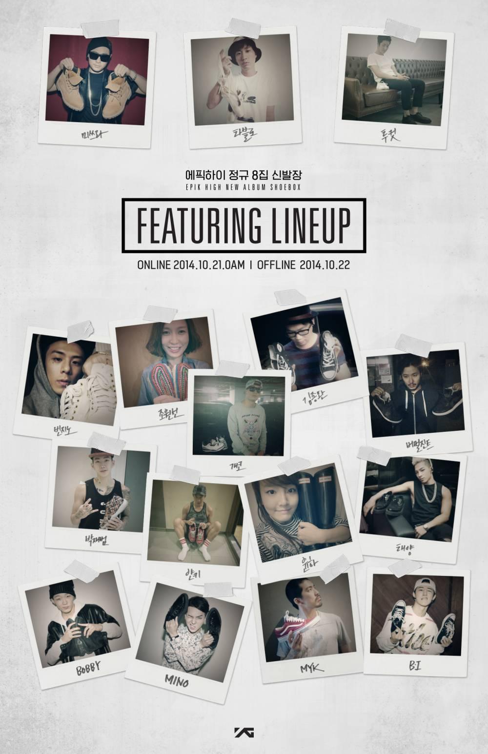 Epik High 'Shoebox' teaser reveals Taeyang, Jay Park ...
